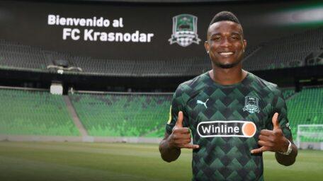 Zvanično: Krasnodar doveo najskuplje pojačanje u istoriji kluba!