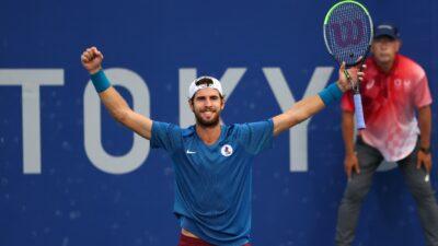 Ukoliko prođe u finale, Novaka čeka Hačanov!