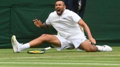 Vimbldon: Povreda izbacila Kirjosa sa turnira!