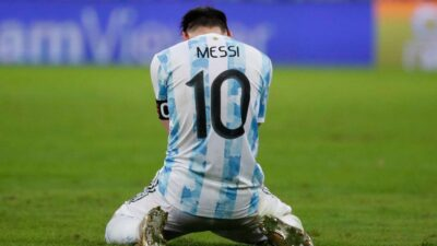 MESI NAKON TITULE: Za Maradonu i celu Argentinu!