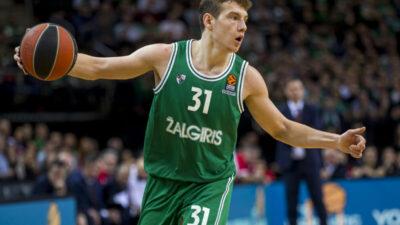 Jokubaitis izlazi na draft, a za Barselonu ima vremena!