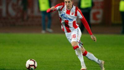 """ZVEZDA SE REŠILA """"PROMAŠAJA"""": Fudbaler otišao u Španiju!"""