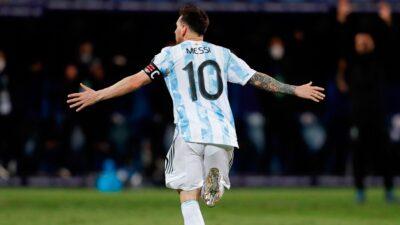 KOPA AMERIKA: Argentina slavila. U finalu ćemo gledati superklasiko! (VIDEO)