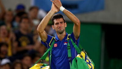 Setimo se Novakovih suza sa poslednje Olimpijade! (VIDEO)