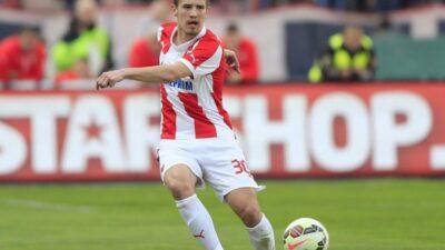 Bivši fudbaler Zvezde trenira sa Grafičarom! (FOTO)