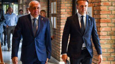 PRVI ČOVEK PARTIZANA OTVORENO: Da Obradović nije pristao, verovatno bih otišao iz kluba!