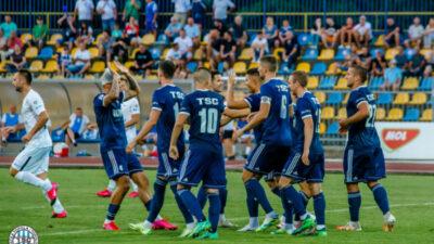 TSC novom pobedom izbio na drugo mesto Superlige Srbije!