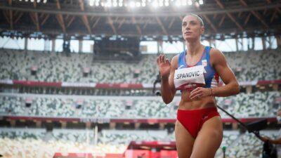 Ivana Španović je u finalu!