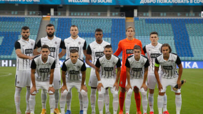 Partizan primio gol iz nepostojećeg penala. Ipak, Rikardo je ispravio nepravdu za bod koji nose kući! (VIDEO)