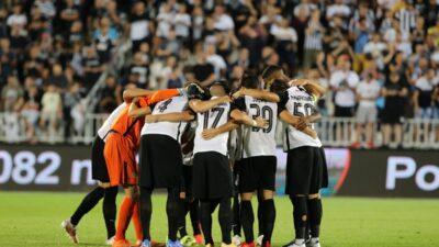 BRAVO ZA CRNO-BELE: Nakon velike drame i jedanaesteraca, Partizan izbacio ruski Soči! (VIDEO)