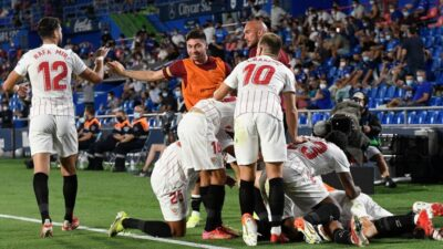 Sevilja slavila minimalcem u 93. minutu! (VIDEO)