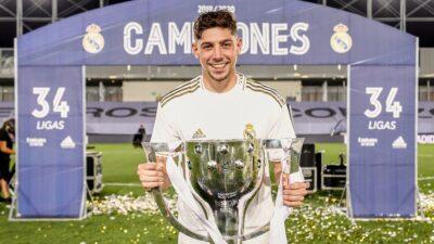 Mladi vezista do 2027. godine u Madridu!