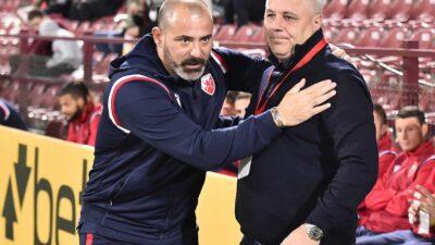 Uprava Kluža ekspresno reagovala. Smenjen trener, stručni štab i predsednik kluba!