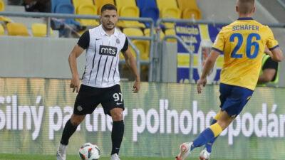 TUŽNA VEST: Fudbaleru Partizana preminuo otac!