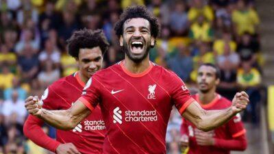 Odličan start Liverpula. Salah ušao u istoriju! (VIDEO)