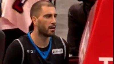 ODUŠEVIO AMERE: Bulut debitovao u najjačoj basket ligi na svetu! (VIDEO)