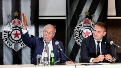 Mijailović otkrio budžet Partizana za ovu sezonu!
