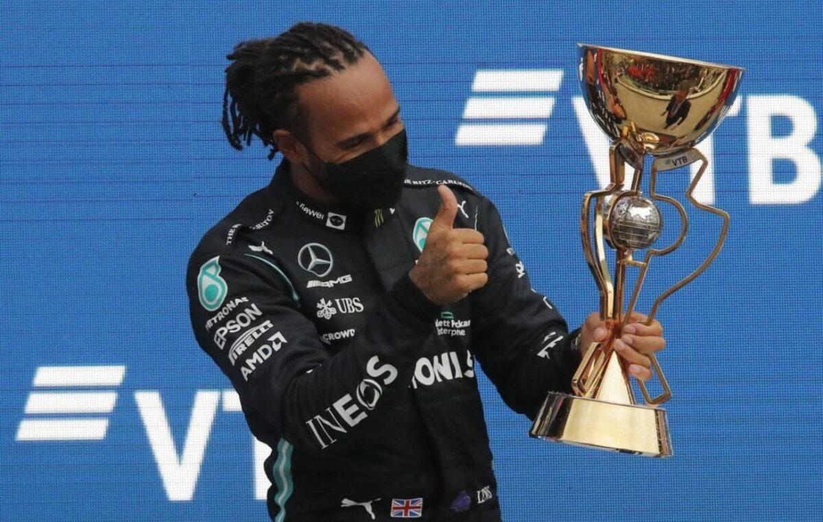 Luis Hamilton ispisao istoriju Formule 1!
