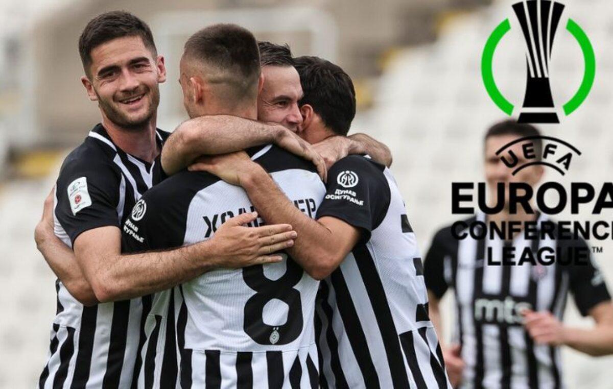 Sastav Partizana: Menig na terenu od prvog minuta!