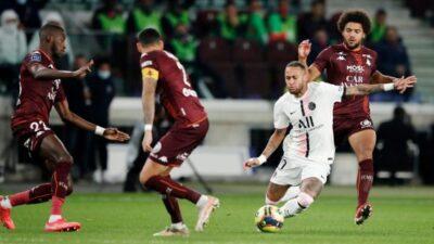 PSŽ u nadoknadi do pobede, Lion rutinski protiv Troe, remi Marseja bez golova! (VIDEO)