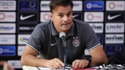 Konferencija Stanojevića pred Floru. Nekada kao igrač, sada kao trener! (VIDEO)