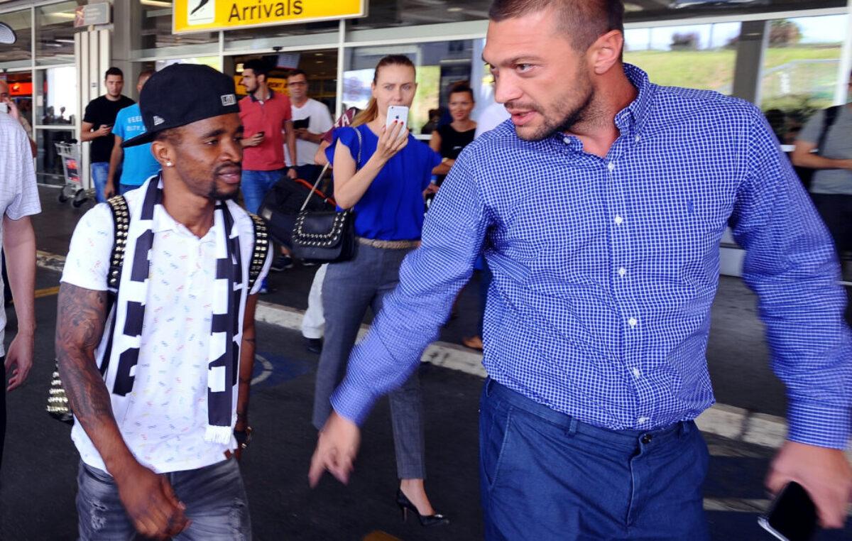 ILIEV O SUMI: Opet bih ga doveo u Partizan!