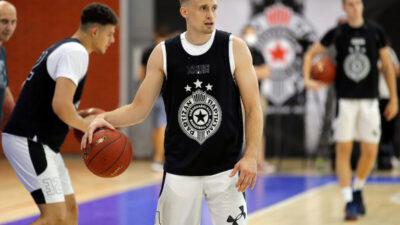 AVRAMOVIĆ: Nema sujetnih, svi smo došli u Partizan željni uspeha i osvajanja trofeja! (VIDEO)
