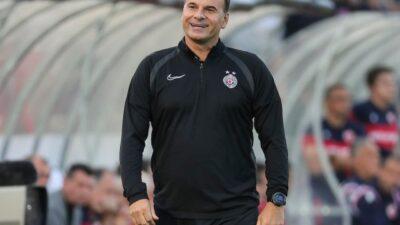 Stanojević: Zaslužili smo da pobedimo, ali nismo iskoristili svoje šanse!