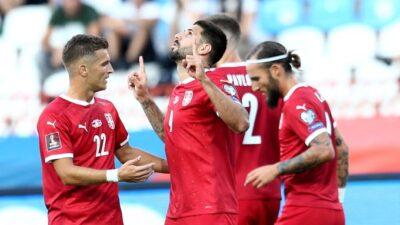 Ubedljiva pobeda Srbije protiv Luksemburga! (VIDEO)