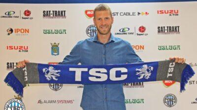 BOMBA: Bivši reprezentativac Srbije potpisao za TSC!