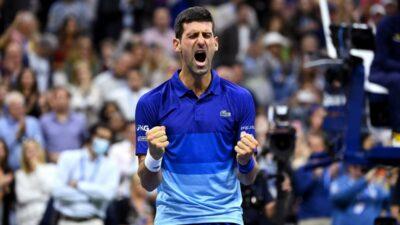 IDEMO, BRE: Novak Đoković je u finalu US opena!