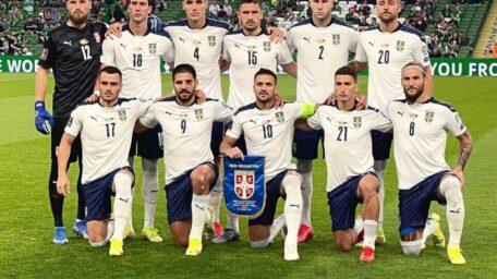 KAKAV MALER: Srbija auto-golom Milenkovića ostala bez tri boda! (VIDEO)