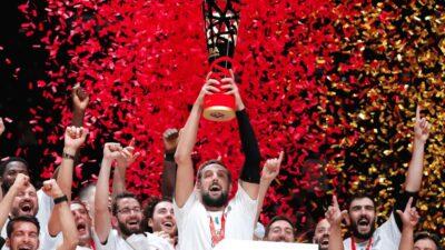 Virtus osvojio Superkup Italije! (VIDEO)