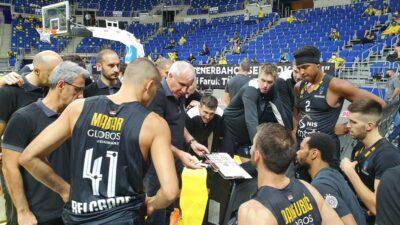 NEVEROVATAN MEČ: Košarkaši Partizana nakon velike drame i čak tri produžetka pobedili Monako! (VIDEO)