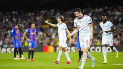 Liga šampiona: Bajern rasturio Barselonu, bez iznenađenja u ostalim mečevima! (VIDEO)