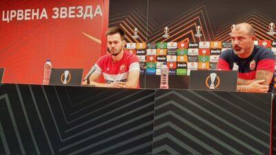 Stanković izneo utiske pred meč sa Bragom!