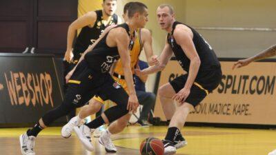 Partizan rutinski protiv Splita!