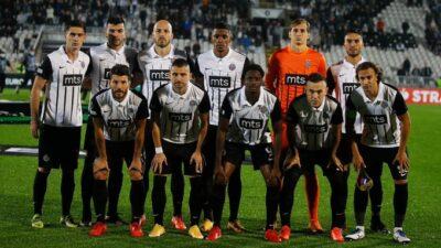 Poluvreme: Partizan vodi, Marković dvostruki strelac! (VIDEO)