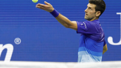 NEMA SPAVANJA: Evo kada Novak igra polufinale US opena!