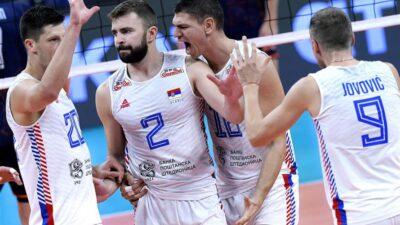 Odbojkaši Srbije poraženi od Italije u polufinalu EP!