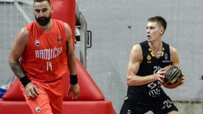 Ovaj košarkaš je neprimetno pojačanje Partizana koji je oduševio Obradovića u Kragujevcu!