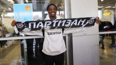 ZVANIČNO: Napadač potpisuje za Partizan!