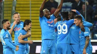 Strašni Napoli napunio mrežu Udinezea do vrha! (VIDEO)