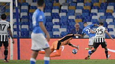 NE IDE BEZ RONALDA: Očajni Juventus poražen od Napolija! (VIDEO)