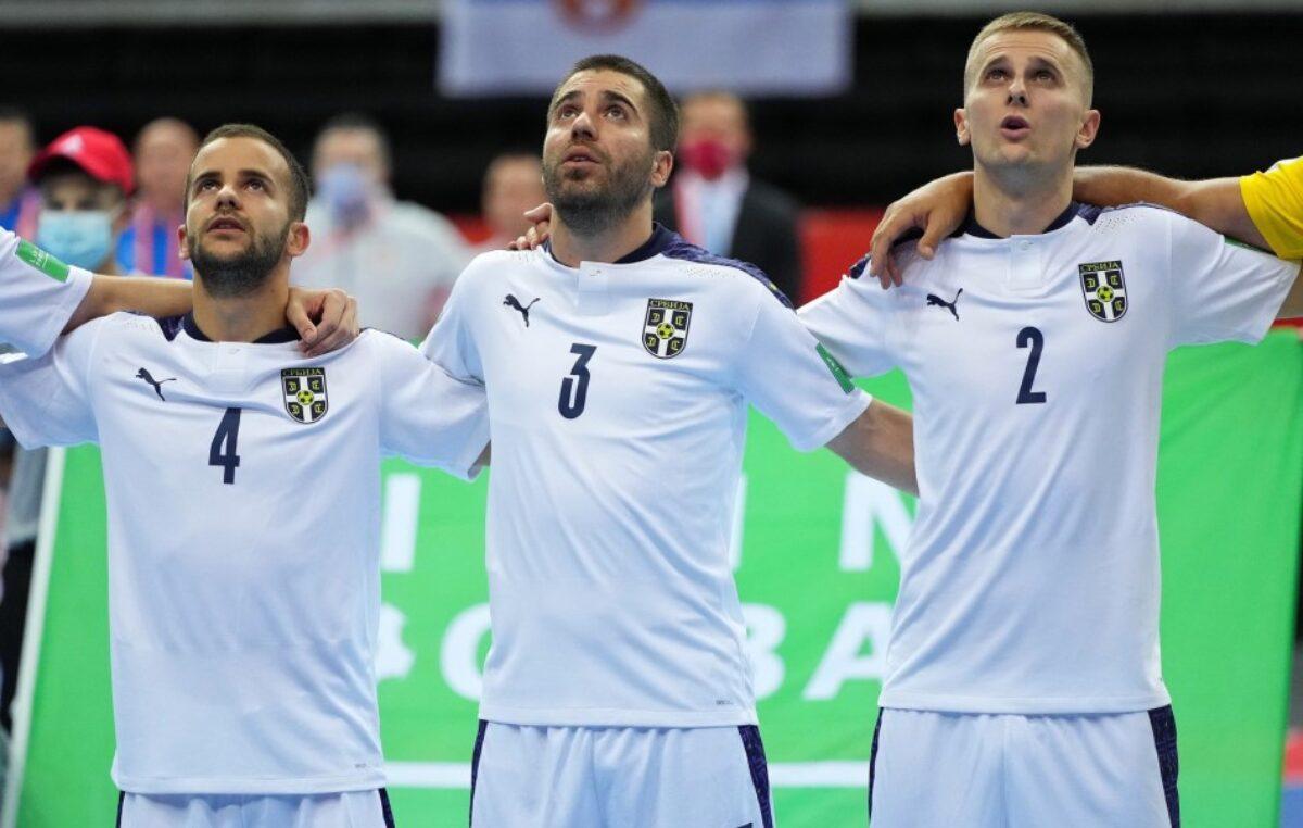 Srbija bez četvrtfinala na Svetskom prvenstvu u futsalu!
