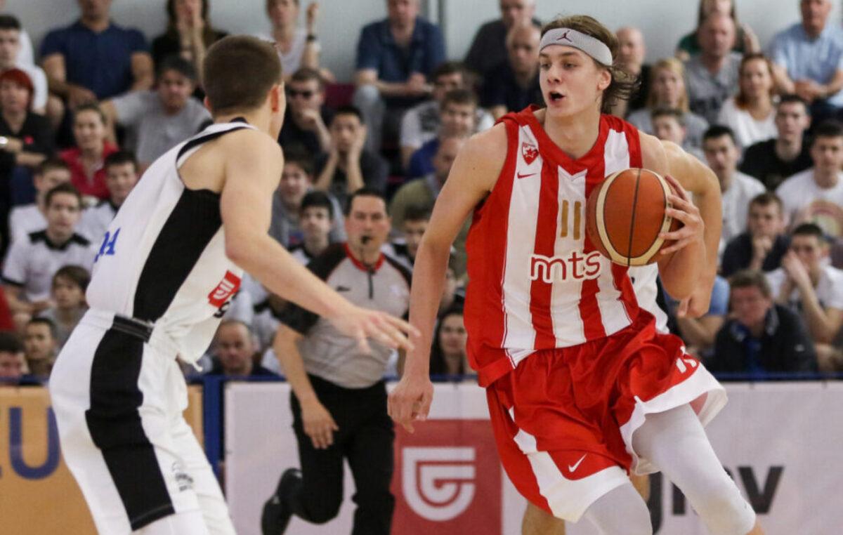 NOVI POTPIS: Crvena zvezda vratila bivšeg košarkaša!