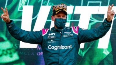 KAKVA VEST: Aston Martin ima visoke ciljeve za narednu sezonu!
