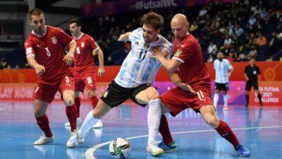 Futsaleri pružili sjajan otpor Argentini, ali više od toga nisu mogli!