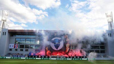 ZA ISTORIJU: TSC slavio na otvaranju novog stadiona protiv šampiona Mađarske!