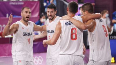 Srbija je šampion sveta!